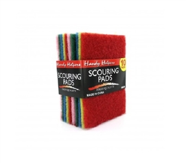 10 Pack Scouring Pads College Supplies Dorm Items