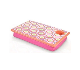 Supply For College Girls - Sunrise Serenity LapDesk - Great Dorm Room Study Supply