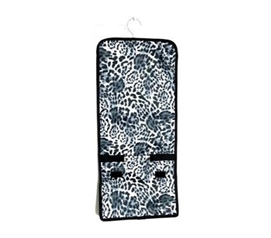 Hanging Leopard Design - Cosmetic Bag - Hanging feature