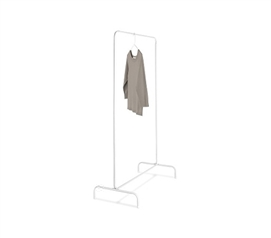 College Closets Are Small - Extra College Clothes Rack - Great For Storing More Clothes