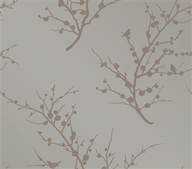 Edie Bronze Tempaper (Removable Wallpaper) College Dorm Wall Accent