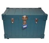 Bolt Trunks - Mallard Blue (Extra Roomy College Footlocker) Dorm Essentials