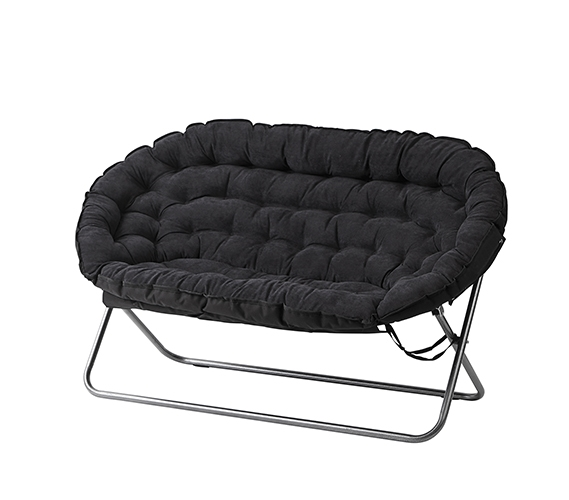 Papasan Dorm Sofa Black Dorm Room Furniture Dorm Chair For Two On The Hunt