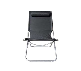 College Dorm Lounger - Comfortable Seating Black Gives College Students Dorm Seating Freedom