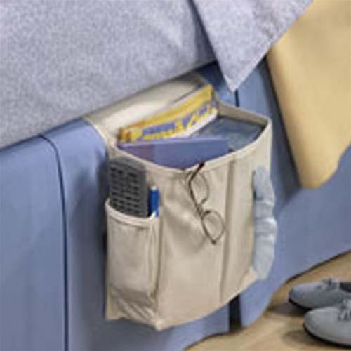 Sidekick Saddlebag Organizer And Bed Caddy Hold Dorm Stuff