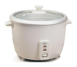 Great For College Cooking - Dorm Perfect 3 Cup Rice Cooker - Make Quick Meals