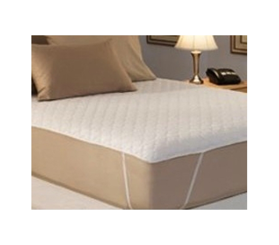 Mattress Comfort Pad 100 Cotton Top Twin Xl Bedding