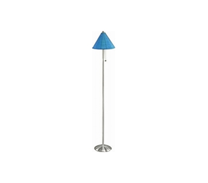 Dorm Floor Lamp Blue Lighting Light Brightness Increase