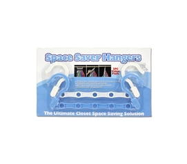 Space Saving Hangers (2 Pack)