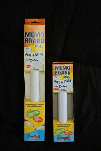Dorm Necessity Useful Oversized Dry Erase Peel N Stick