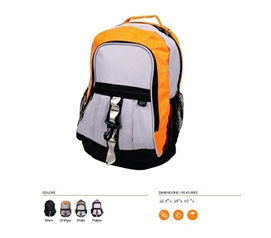 Carry Textbooks And Other College Supplies - Dorm 2 Class Padded Backpack - Needed For College
