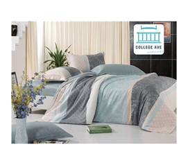 Aveon Twin XL Comforter Set - College Ave Designer Series - Designer Comforters For College