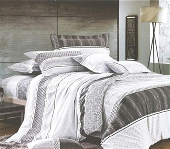 Silver Dusk Twin Xl Comforter Set College Ave Designer