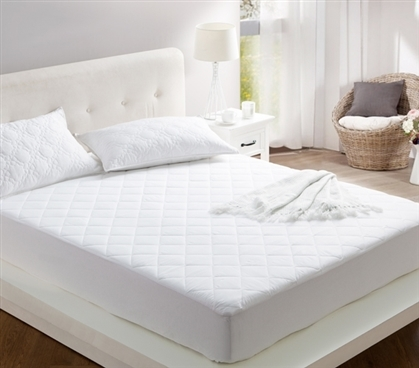 100 Cotton Fill All Around Cotton Full Xl Mattress Pad