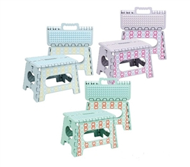 Collapsible Step Stool - Links