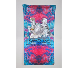 Fun Item For College - Custom Made Towel  - Your Image - Cool Dorm Product