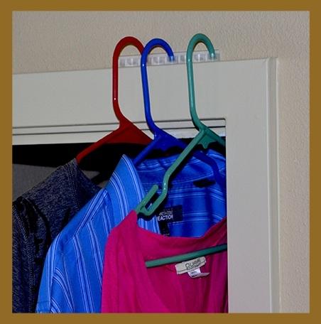 Hanger Station - Cheap Door Hanger Holder Dorm Clothes ...