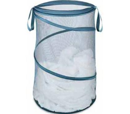Collapsible Laundry Hamper Pop Up Dorm Laundry Bin