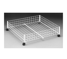 Rolling Underbed Cart College space saver