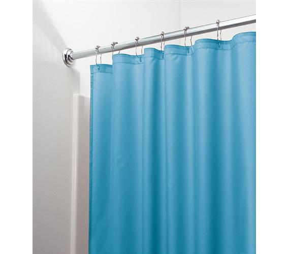 College Decor Item - Waterproof Shower Curtain - Azure - Great Looking