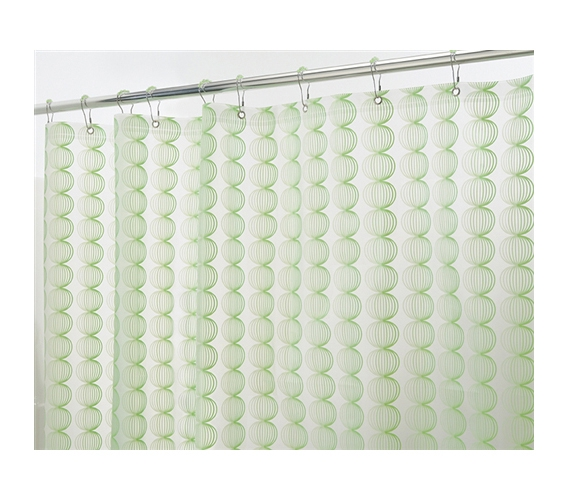 Gentle Color Green Retro Shower Curtain Set Must Have