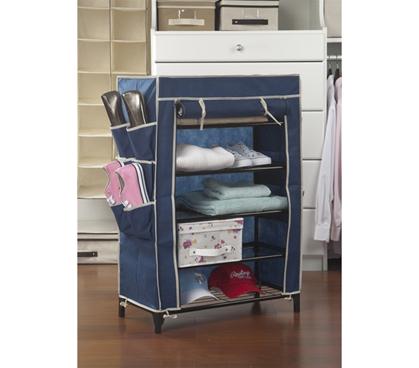 Portable Closet Dorm Room Organizer