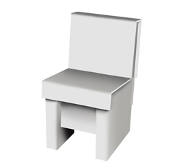Deco Dorm Chair