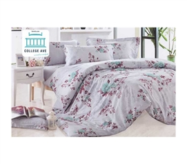 Twin XL Comforter Set - College Ave Dorm Bedding - Pure Cotton Comforter And Sham