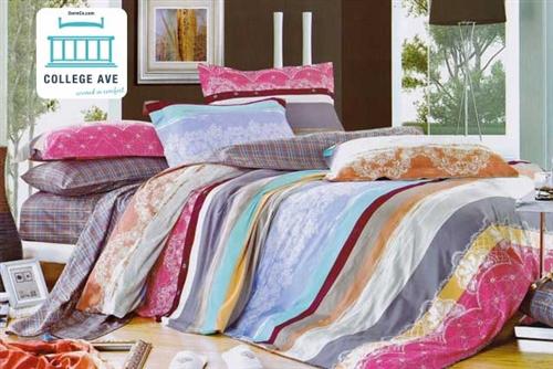 Twin Xl Comforter Set College Ave Dorm Bedding Pure