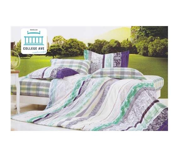 Twin Xl Comforter Set College Ave Dorm Bedding 100