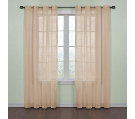 Repels Scents Fresh Scent College Curtains Tan Great