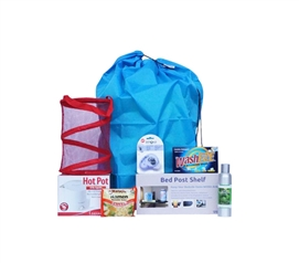 Dorm Products A College Student May Need - Grad Gift Pack - The College Necessities Kit