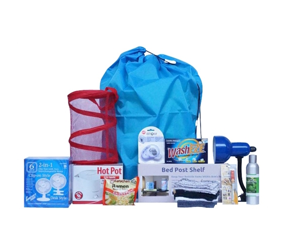 All The College Life Essentials You Need  Grad Gift Pack  ~ 074128_Dorm Room Gift Basket Ideas