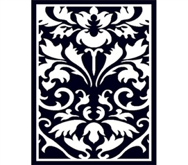 Black and White Print Rug Dorm room decorations
