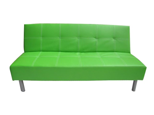 Warm Lime Green College Futon Dorm Furniture