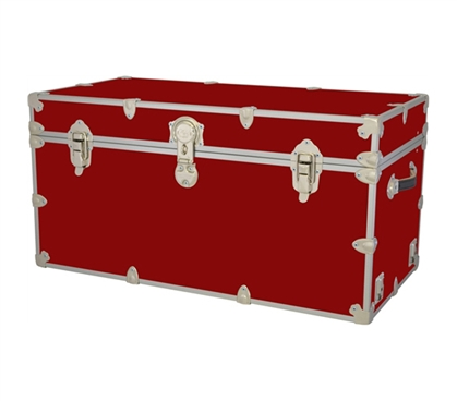 College Trunks - Armored - Extra Long & Tall Dorm Room Organization