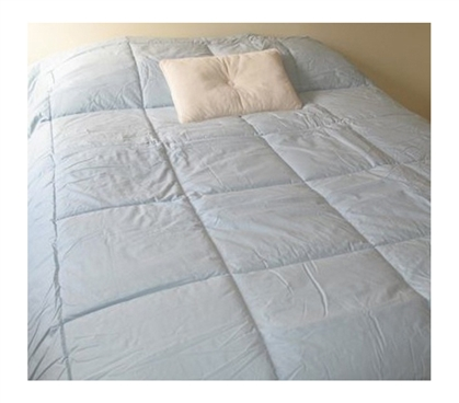 College Ave 100 Cotton Twin Xl Comforter Starlight Blue
