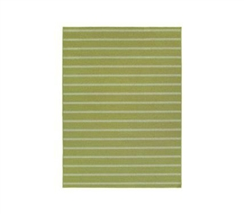 Cheap Dorm Supplies Are Needed - Classic Stripes College Rug - Lime - Cover Bare Floors