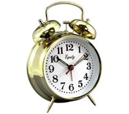 Old School Bell Alarm Clock College Alarm Clock Dorm