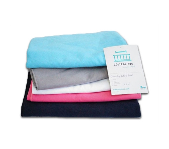 Shopping Essential For Dorms Quick Dry College Towel