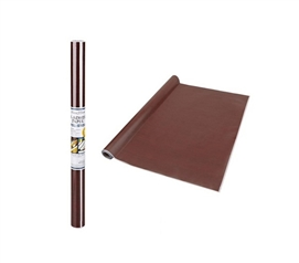 Self Adhesive Shelf Liner - Cherry Wood - Make Dorm Furniture And Walls Look Good