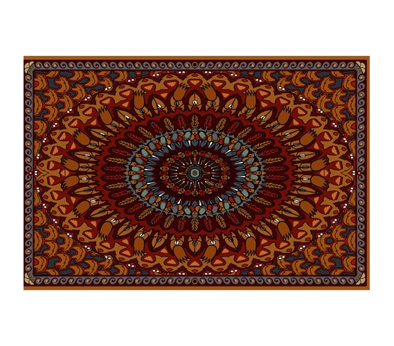 Wandering Life Tapestry College Bedding Items
