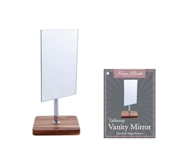 Makeup Essential For College Life - Standard Tabletop Vanity Mirror