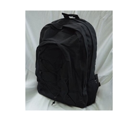 A Must-Have College Supply - Cross Campus Black Backpack - Keep Books Organized