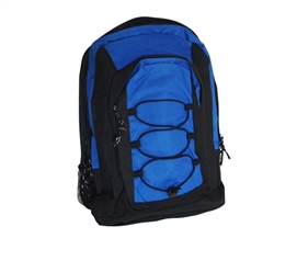 Cross Campus Backpack - Blue