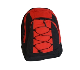 Cross Campus Backpack - Red