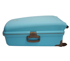 FL-J Suitcase Trunk - Aqua Trunks for College