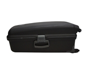 FL-J Suitcase Trunk - Black Storage trunk with Wheels