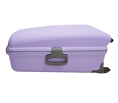 FL-J Suitcase Trunk - Lavender Storage Trunk for College