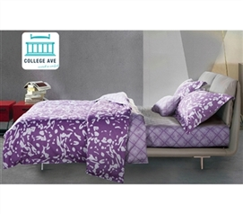 Passion Berry Full/Queen Comforter Set - College Ave Designer Series